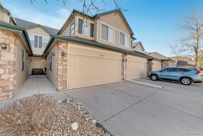 Littleton Condo/Townhouse Under Contract: 9222 West Chatfield Place