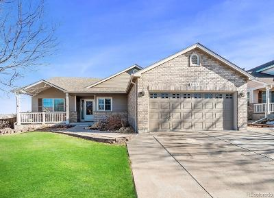Arvada Single Family Home Under Contract: 11077 West 55th Lane