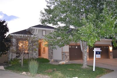 Highlands Ranch Single Family Home Active: 2530 Pemberly Avenue