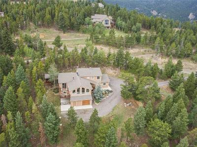 Evergreen Single Family Home Under Contract: 1814 Santa Fe Mountain Road
