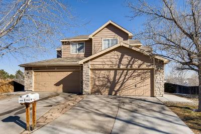 Northglenn Condo/Townhouse Active: 10687 Saint Paul Court