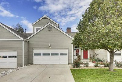 Denver Condo/Townhouse Under Contract: 15555 East 40th Avenue #14
