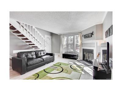 Littleton Condo/Townhouse Under Contract: 9673 West Chatfield Avenue