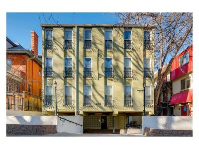 Denver Condo/Townhouse Active: 1343 North High Street #14