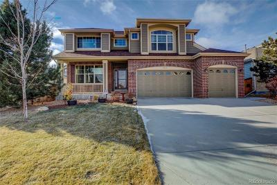 Aurora Single Family Home Active: 5415 South Flat Rock Way