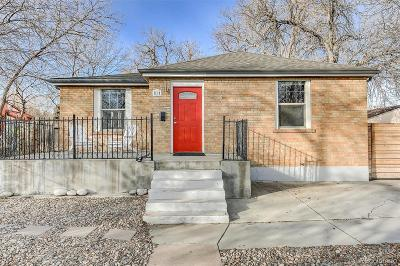 Single Family Home Sold: 811 Grove Street