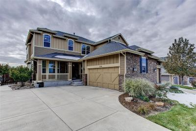 Broomfield Single Family Home Active: 5048 Silver Feather Circle