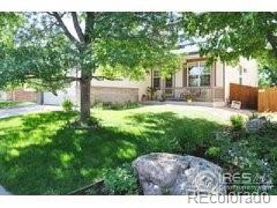Erie Single Family Home Active: 2834 Hughs Drive