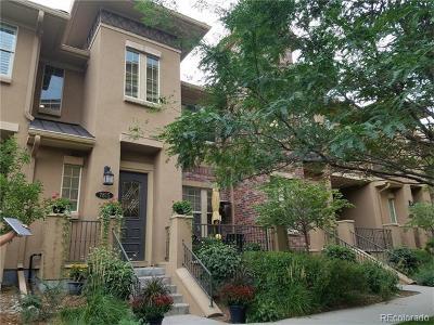 Englewood Condo/Townhouse Active: 7815 Vallagio Lane