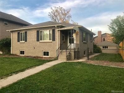 Single Family Home Active: 2620 South York Street