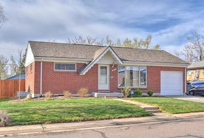 Northglenn Single Family Home Under Contract: 1046 East 111th Place