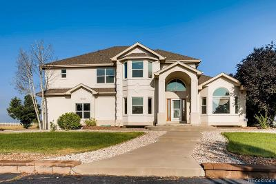 Longmont Single Family Home Under Contract: 16125 Summit Peaks Drive