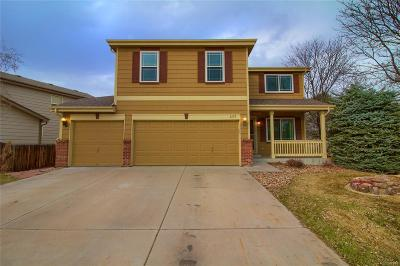 Thornton Single Family Home Active: 1695 East 131st Circle