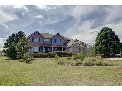 Castle Rock Single Family Home Active: 1656 Diamond Ridge Circle