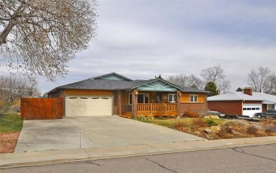 Lakewood Single Family Home Under Contract: 12293 West Tennessee Place