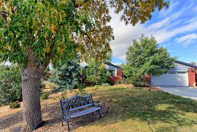 Golden, Lakewood, Arvada, Evergreen, Morrison Single Family Home Under Contract: 7253 Russell Court
