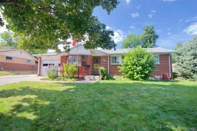 Aurora Single Family Home Active: 345 South Salem Street