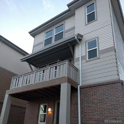 Arapahoe County Single Family Home Active: 2390 South Scranton Street