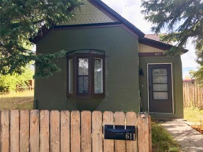 Leadville Single Family Home Under Contract: 611 West 3rd Street