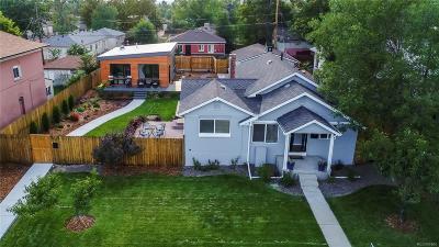 Denver Single Family Home Active: 3263-3265 North Madison Street