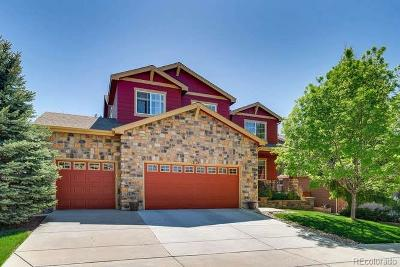 Erie Single Family Home Active: 2124 Pinon Drive