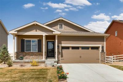Dacono Single Family Home Under Contract: 5709 West View Circle