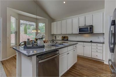 Littleton Single Family Home Active: 7410 South Curtice Court