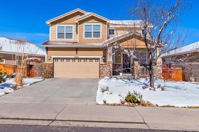 Castle Rock Single Family Home Active: 2646 Poplar Grove Place