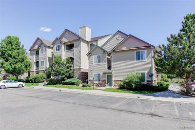 Littleton Condo/Townhouse Under Contract: 8309 South Independence Circle #106