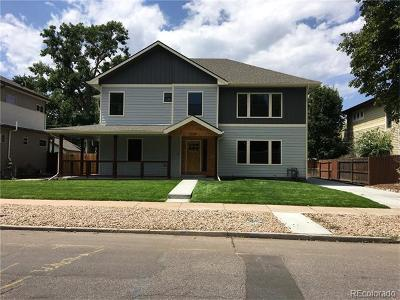 Denver Single Family Home Active: 2039 South Gilpin Street
