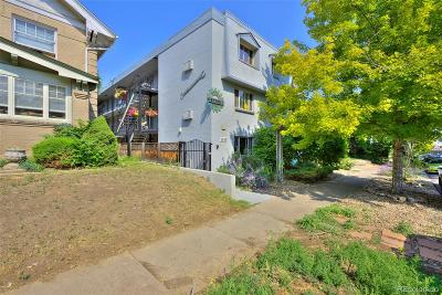 Condo/Townhouse Under Contract: 1419 Detroit Street #33