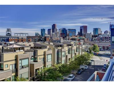 Denver Condo/Townhouse Active: 2955 Inca Street #4B