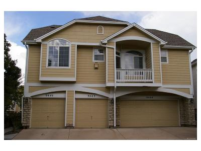 Highlands Ranch Condo/Townhouse Under Contract: 9440 Carlyle Park Place