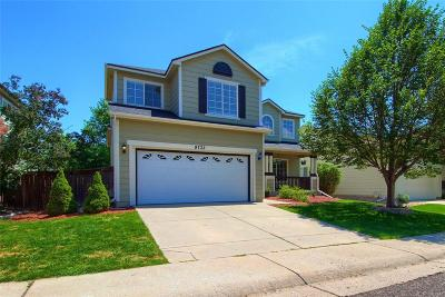 Highlands Ranch Single Family Home Active: 9732 Crosspointe Drive