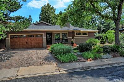 Boulder Single Family Home Active: 2242 Holyoke Drive