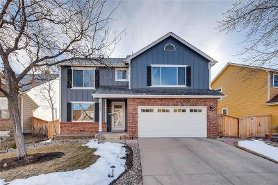 Highlands Ranch Single Family Home Under Contract: 9787 Foxhill Circle