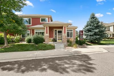 Broomfield Condo/Townhouse Under Contract: 13843 Legend Way #102
