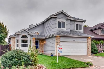 Littleton Single Family Home Active: 7280 South Pierson Street