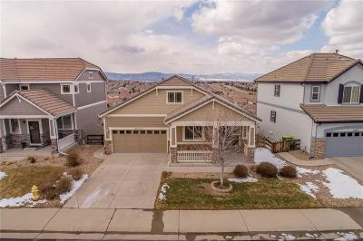 Castle Rock Single Family Home Active: 2233 Broadleaf Loop