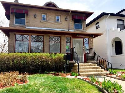 Denver Single Family Home Active: 1770 North High Street