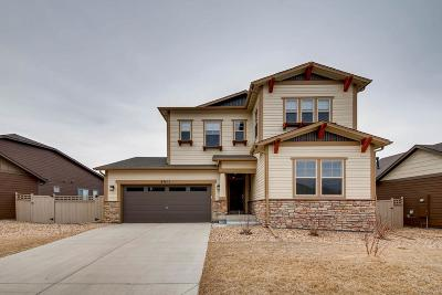 Castle Rock CO Single Family Home Active: $479,900