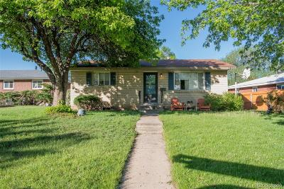 Greeley Single Family Home Under Contract: 1803 26th Street