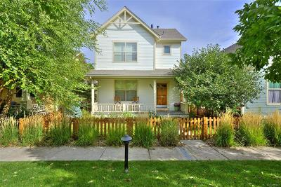 Denver Single Family Home Active: 2551 Alton Street