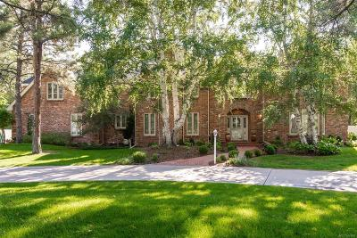 Cherry Hills Village CO Single Family Home Active: $3,275,000