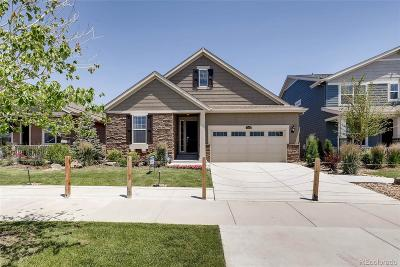 Longmont Single Family Home Under Contract: 2352 Provenance Street