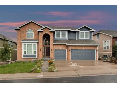Highlands Ranch Single Family Home Active: 9728 Sylvestor Road