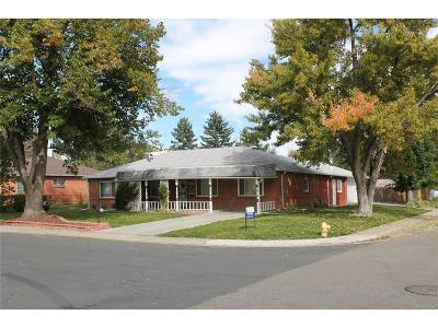 Aurora Single Family Home Under Contract: 800 Ursula Street