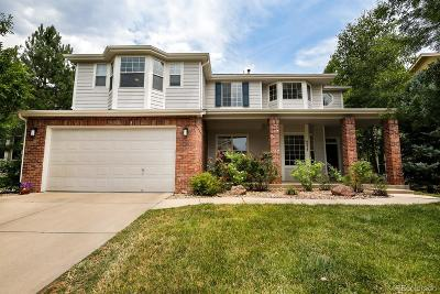 Arvada Single Family Home Active: 6277 Devinney Circle