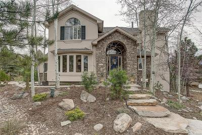 Castle Pines Single Family Home Under Contract: 912 Greenridge Lane