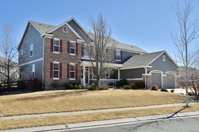 Broomfield Single Family Home Active: 14662 Sorrel Drive